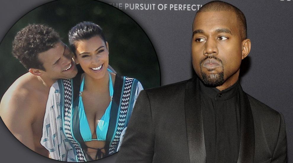 //kanye west discusses kim kardashian kris humphries divorce