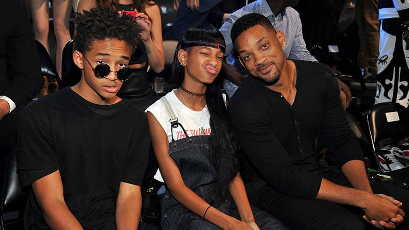 //jayden willow and will smith