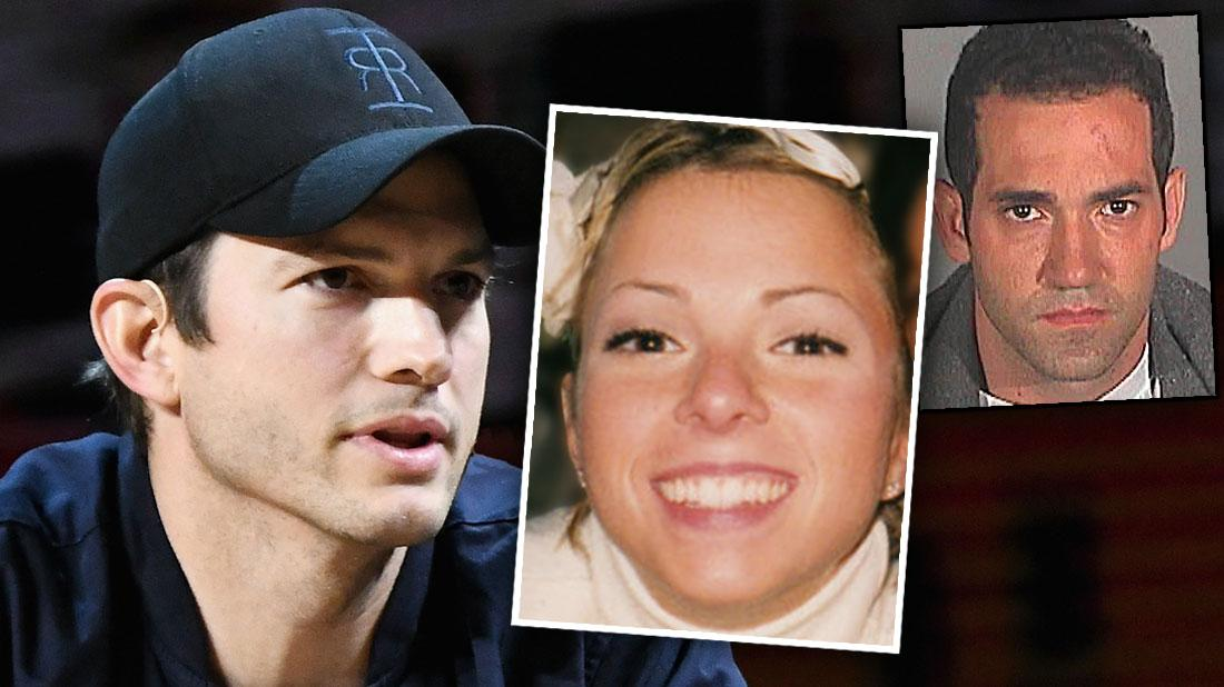 ashton kutcher murdered girlfriend roommate testimony dated five men before death finding bloody body