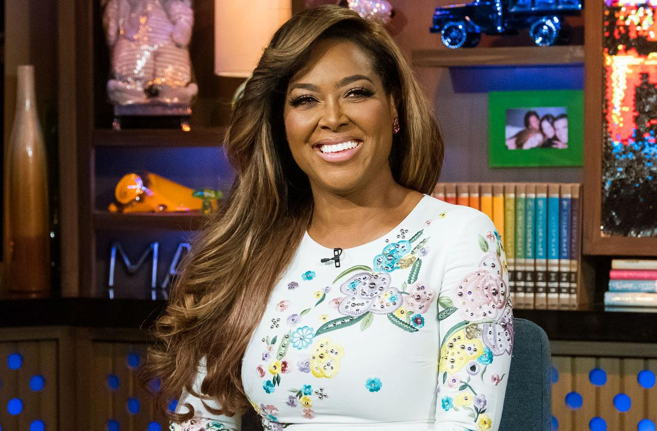 //kenya moore possible pregnancy special own show pp