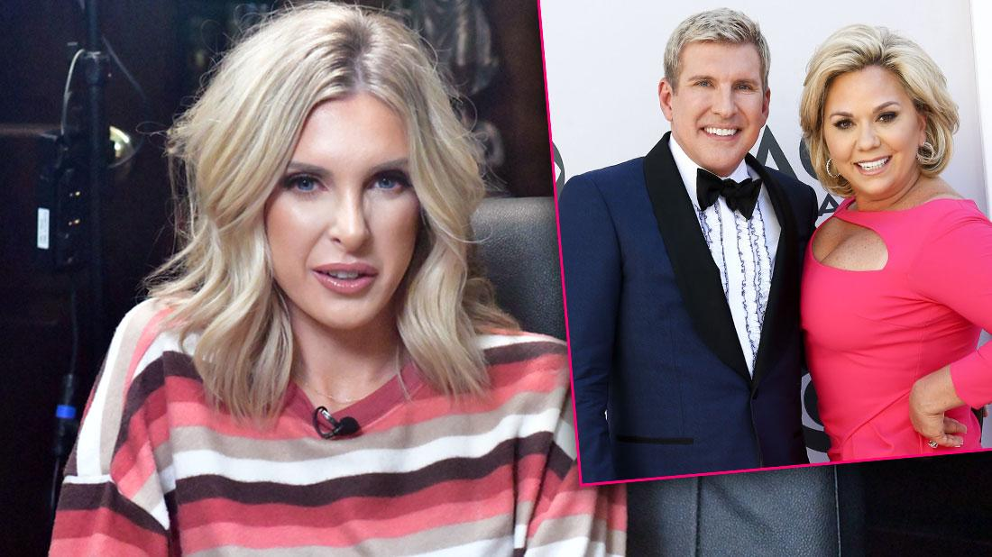 Lindsie Chrisley Reveals She 'Wasn't Surprised' By Parents' Tax Fraud Arrest