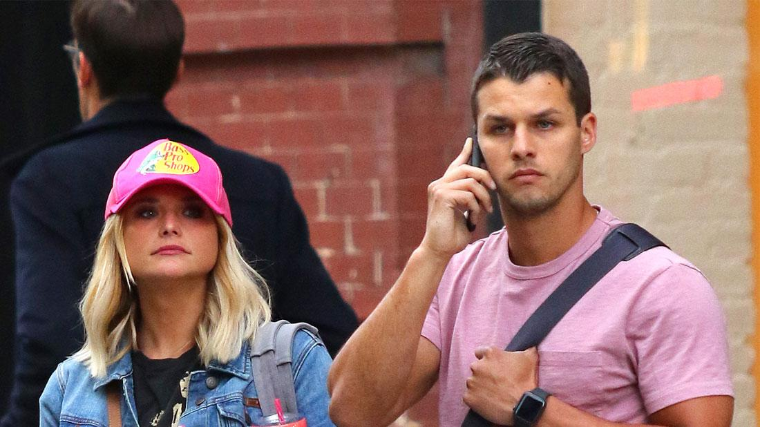 Miranda Lambert's Husband Brendan Retires From NYPD To Work As Her Security Guard