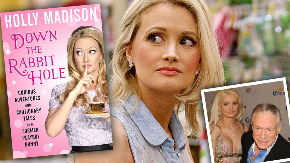 Holly Madison Playboy Tell-All Signed A Nondisclosure Agreement
