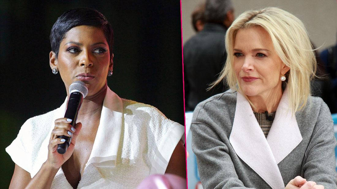 NBC Nightmare! Tamron Hall Says She Was 'Fired' To Make Room For Megyn Kelly