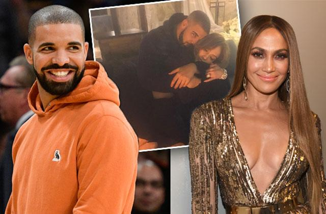 Drake Jennifer Lopez Dating Rumors Rihanna Instagram
