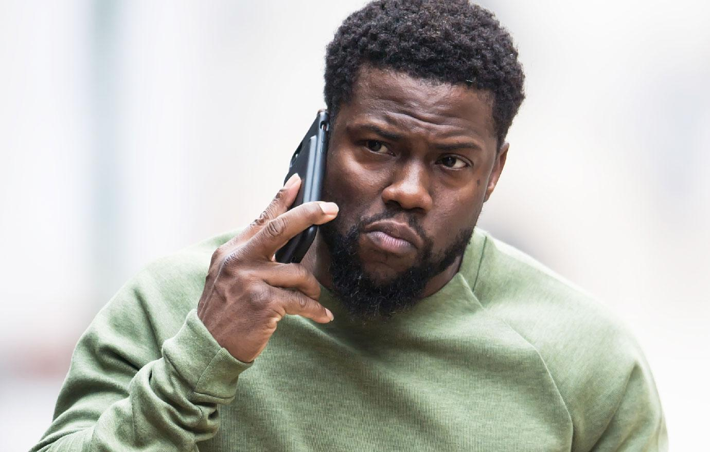 Kevin Hart Admits Cheating On Pregnant Wife Video Extortion Attempt