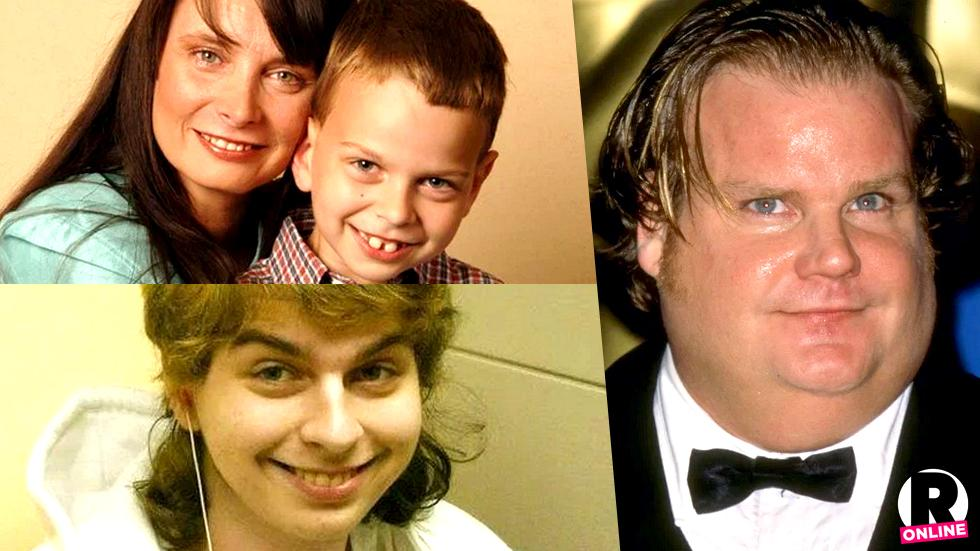 chris farley alleged love child not in documentary