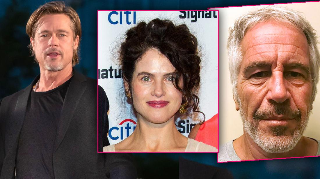 Brad Pitt's Ex Neri Oxman Dragged Into Jeffrey Epstein Scandal