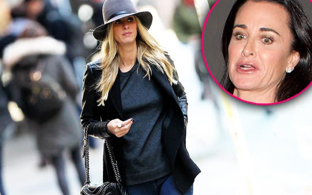 Nicky Hilton Snubs Kyle Richards After Wedding Drama Airs on Real Housewives of Beverly Hills.
