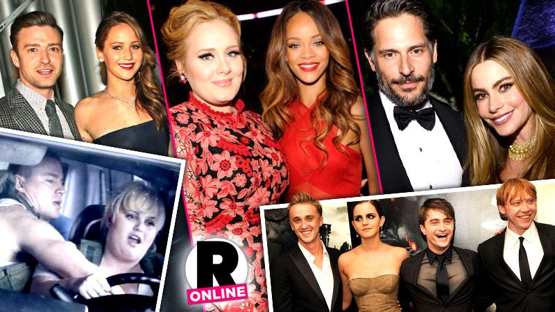 //celebrity crushes revealed who fancies whom in hollywood pp sl