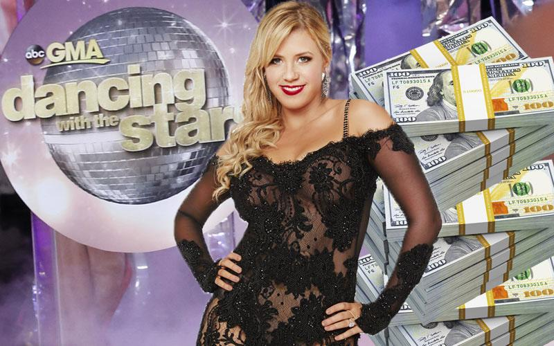 Dancing With The Stars Salary — Jodie Sweetin & More Paid Big Bucks Source Claims
