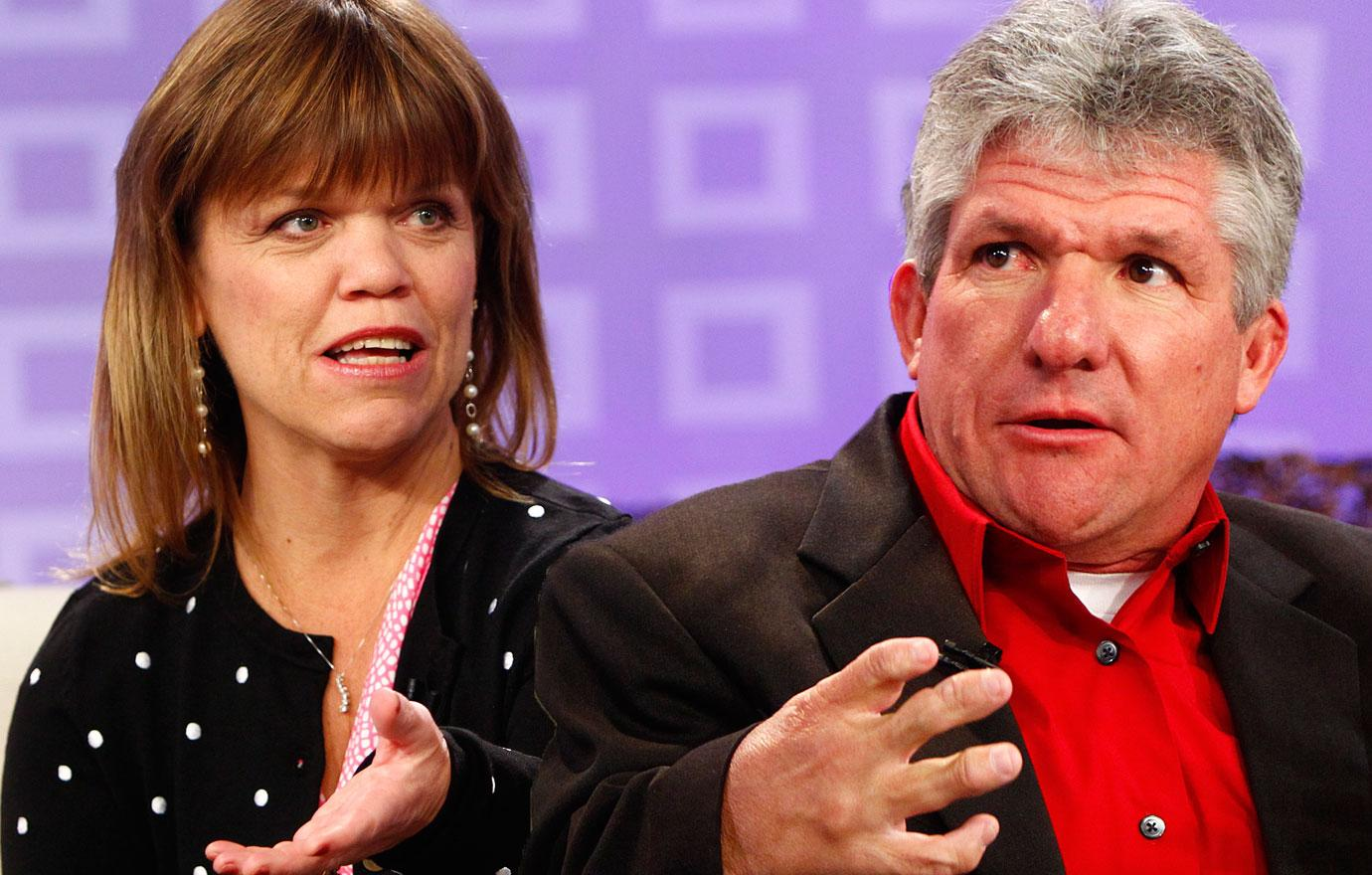 Matt And Amy Roloff – 'Little People, Big World' Exes Each Writing Explosive Tell-All's