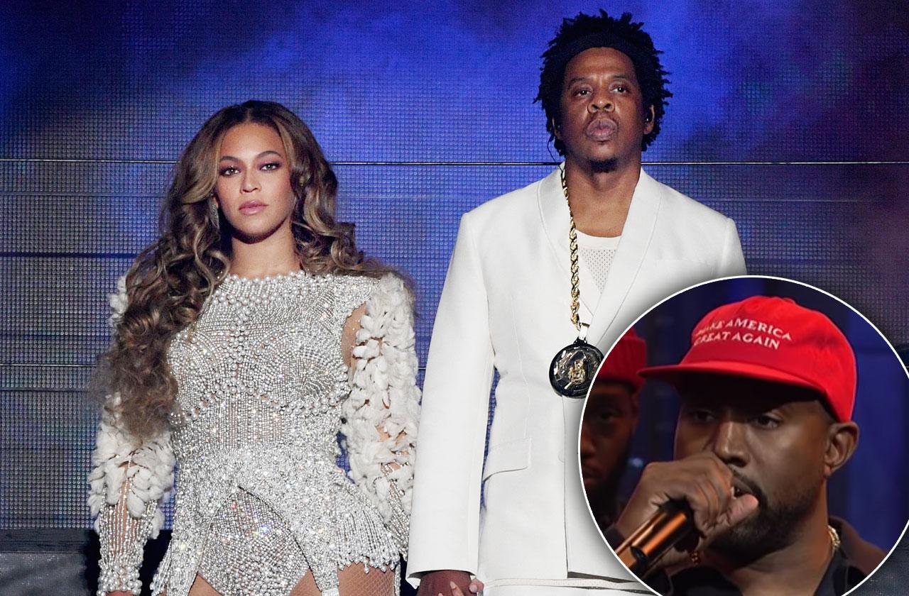 Beyonce Jay Z Kim Kardashian Kanye West Friendship Over