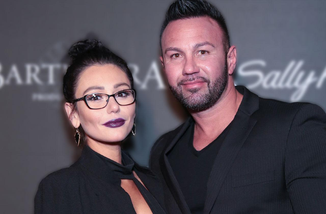 jenni farley jwoww leaving husband another man joking jersey shore