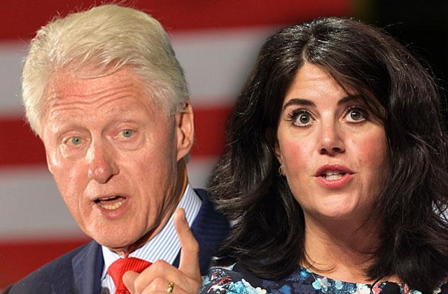bill clinton paternity scandal