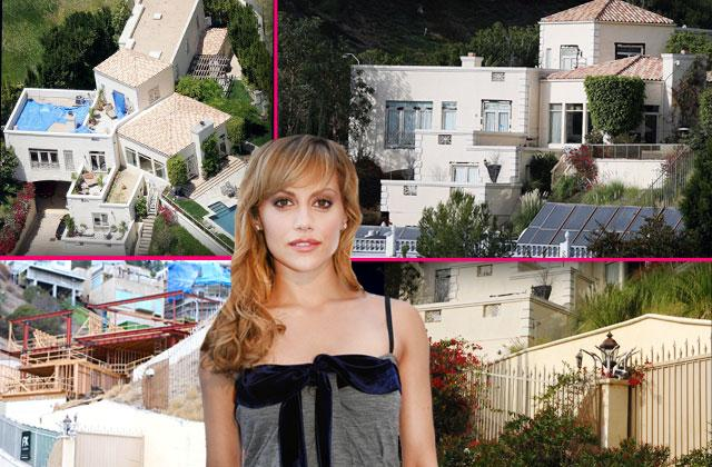 Brittany Murphy Death House For Sale