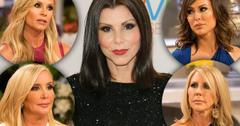 //heather dubrow feud rhoc costars not invited new home pp