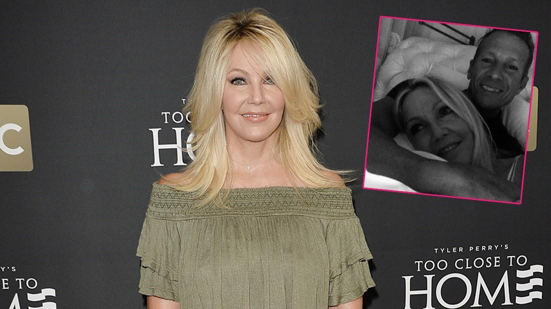Heather Locklear Back Together With Chris Heisser After Bombshell Battery Arrest: 'They're Happy'