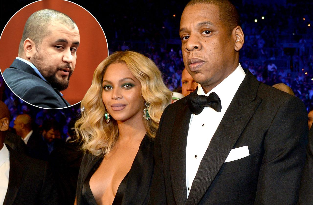 Beyoncé Fans Twitter George Zimmerman Threats