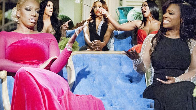 Real Housewives Atlanta Seating Chart