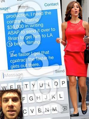 //farrah abraham fake boyfriend brian dawe offered k couples therapy tall