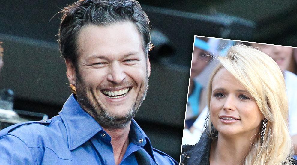 Blake Shelton Miranda Lambert Divorce