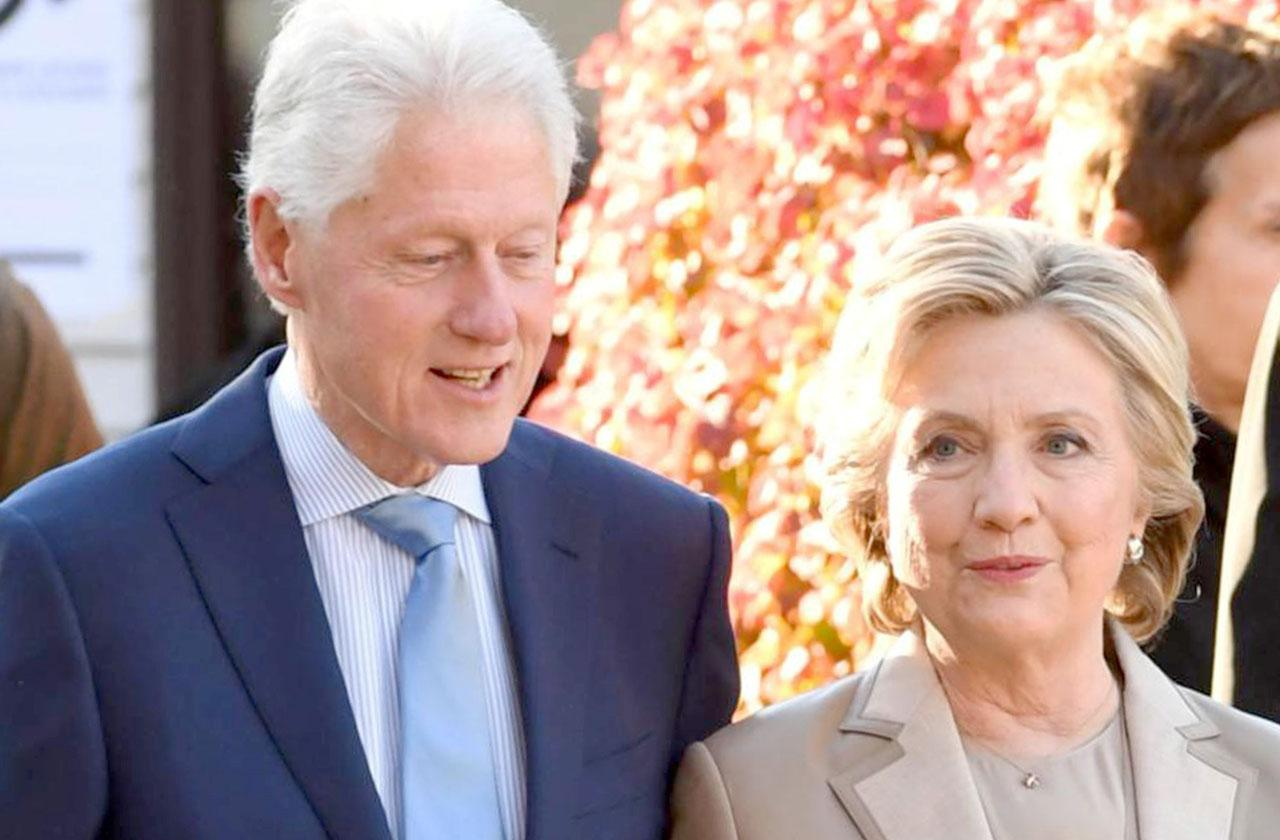 //Hilary Clinton New Book Wandering Eye pp