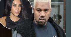 Kanye West Blonde Meltdown Hospitalized NYC