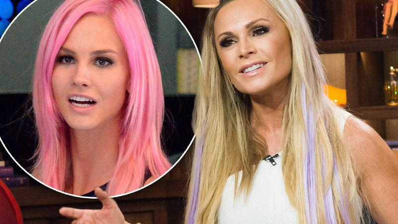 Tamra Judge Meghan King Edmonds Parenting Advice