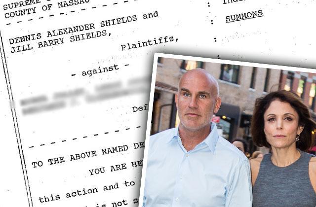bethenny frankel new boyfriend dennis shields lawsuit