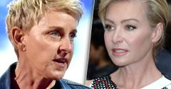 //ellen degeneres portia de rossi fight marriage trouble joint pot