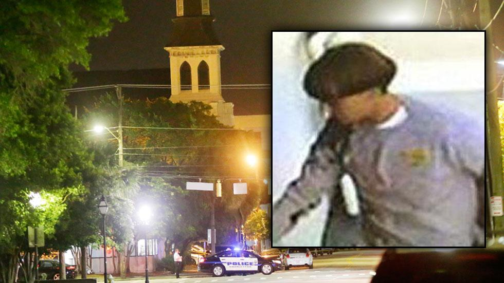 Charleston Church Shooting Gunman
