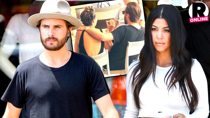 Scott Disick Dumped Kourtney Kardashian