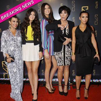 //kardashian family reality show e