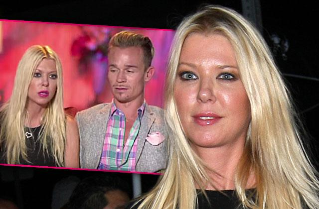 tara reid fight partying marriage boot camp