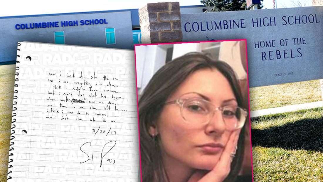 Sol Pais Columbine High School Colorado Threats Diary