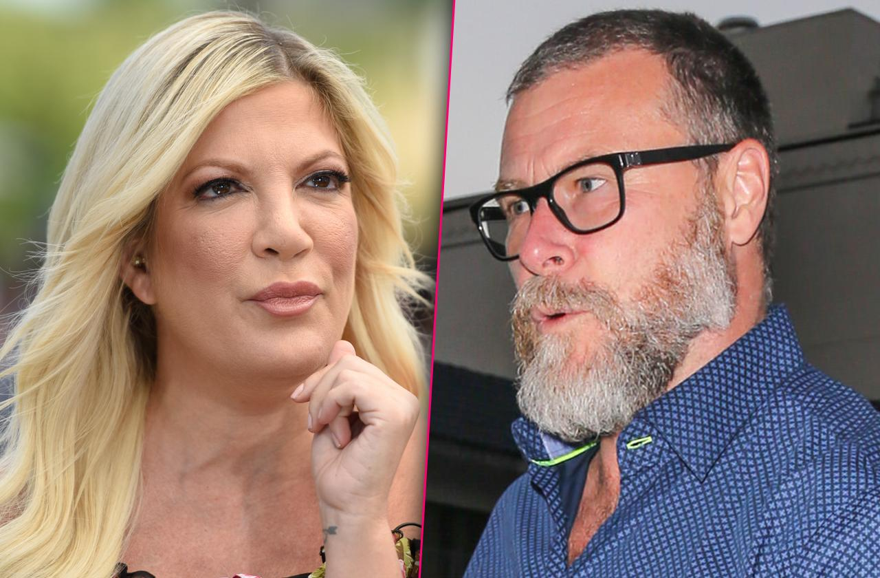 Tori Spelling Kicks Husband Dean McDermott Out Of House