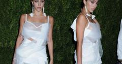 Madonna Daughter Lourdes Leon Sheer Dress