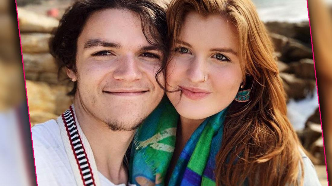 Jacob Roloff And Isabel Rock Get Married