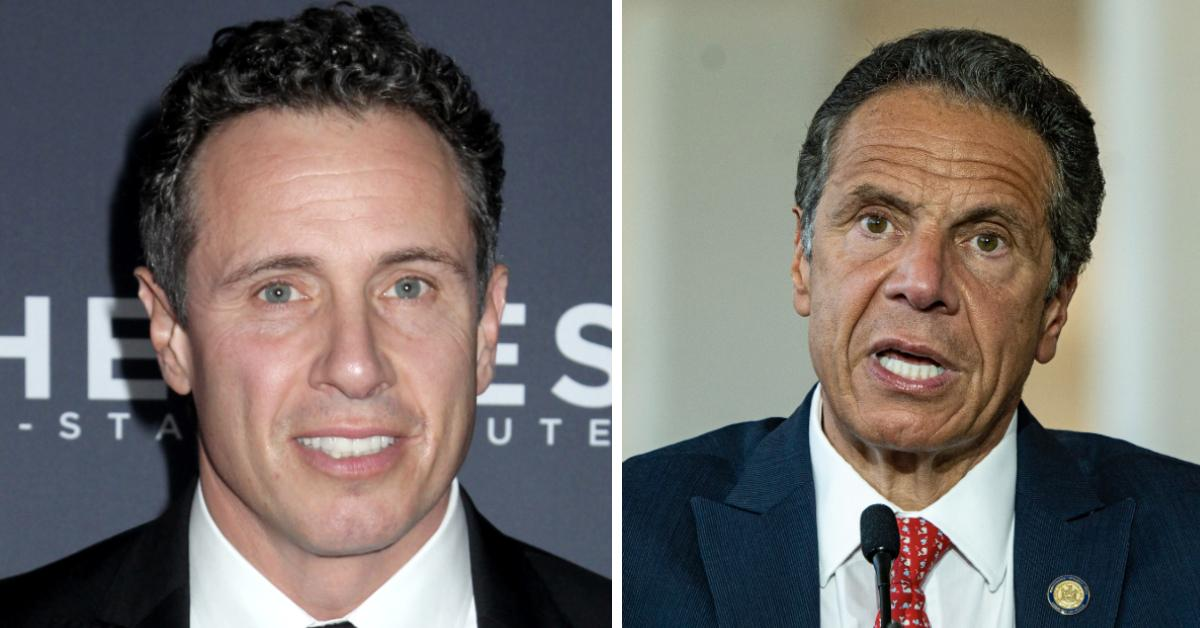 chris cuomo tries help brother andrew pp