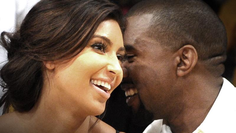 //kim kardashian kanye west romantic ireland honeymoon leaked emails couples request dvd playing cards pp