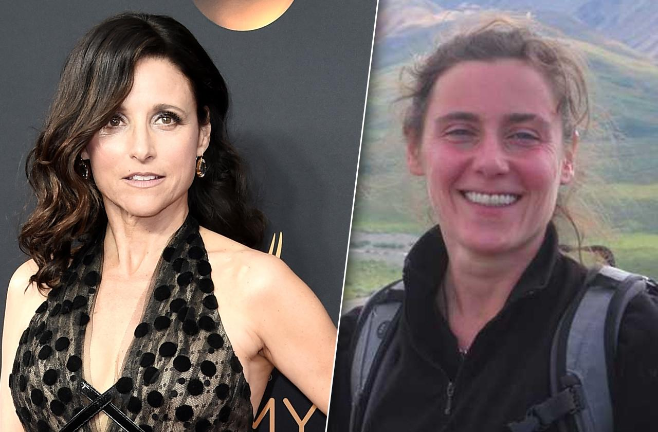 Julia Louis-Dreyfus's half-sister Emma died of a seizure after overdosing on cocaine and alcohol