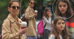 Where's Jamie? Katie Holmes And Doppelganger