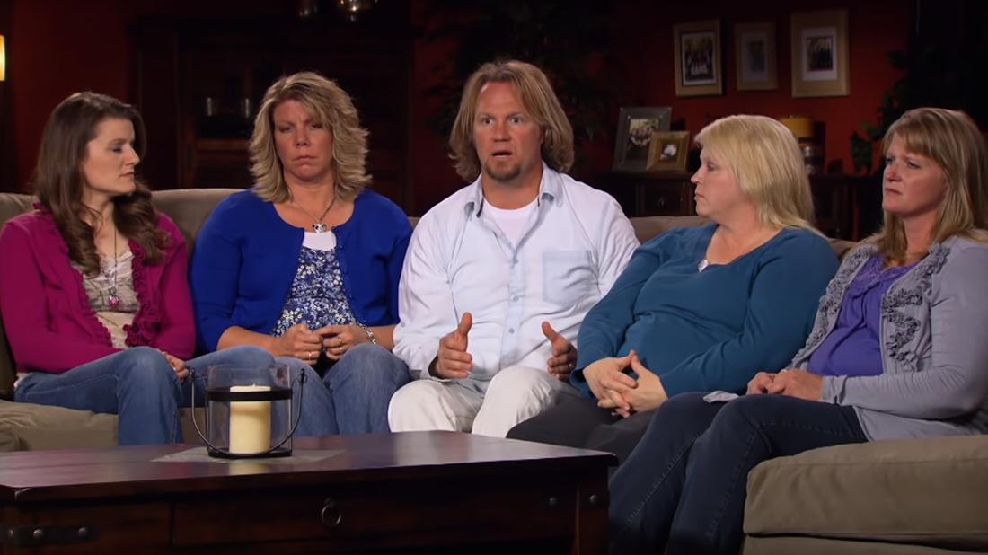 Kody Brown Sister Wives Footage Evidence Charge Polygamy