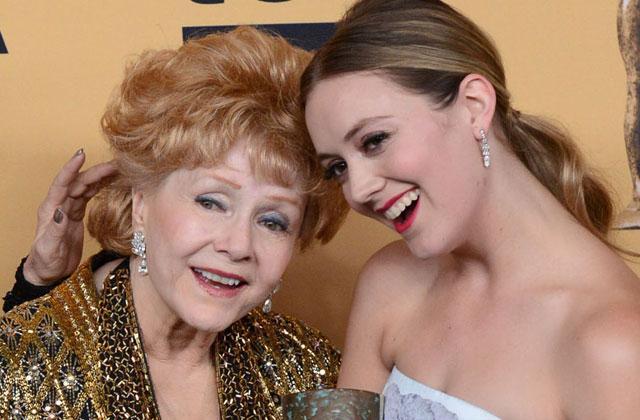 Billie Lourd Remembers Dead Grandma Debbie Reynolds On Her Birthday