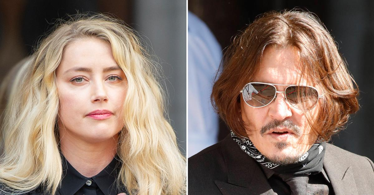 amber heard johnny depp lawyer tabloid leak subpoena  million defamation lawsuit