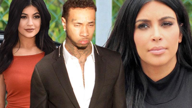 Kim Kardashian Tyga Pay Off