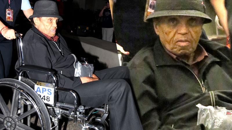 Joe Jackson Returns Home L.A.