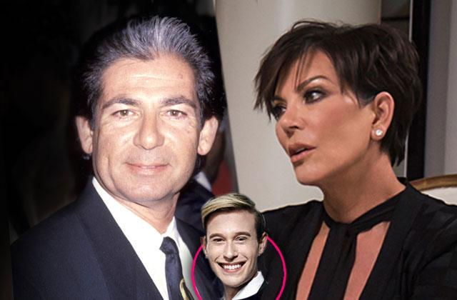 Kris Jenner Robert Kardashian Psychic Medium
