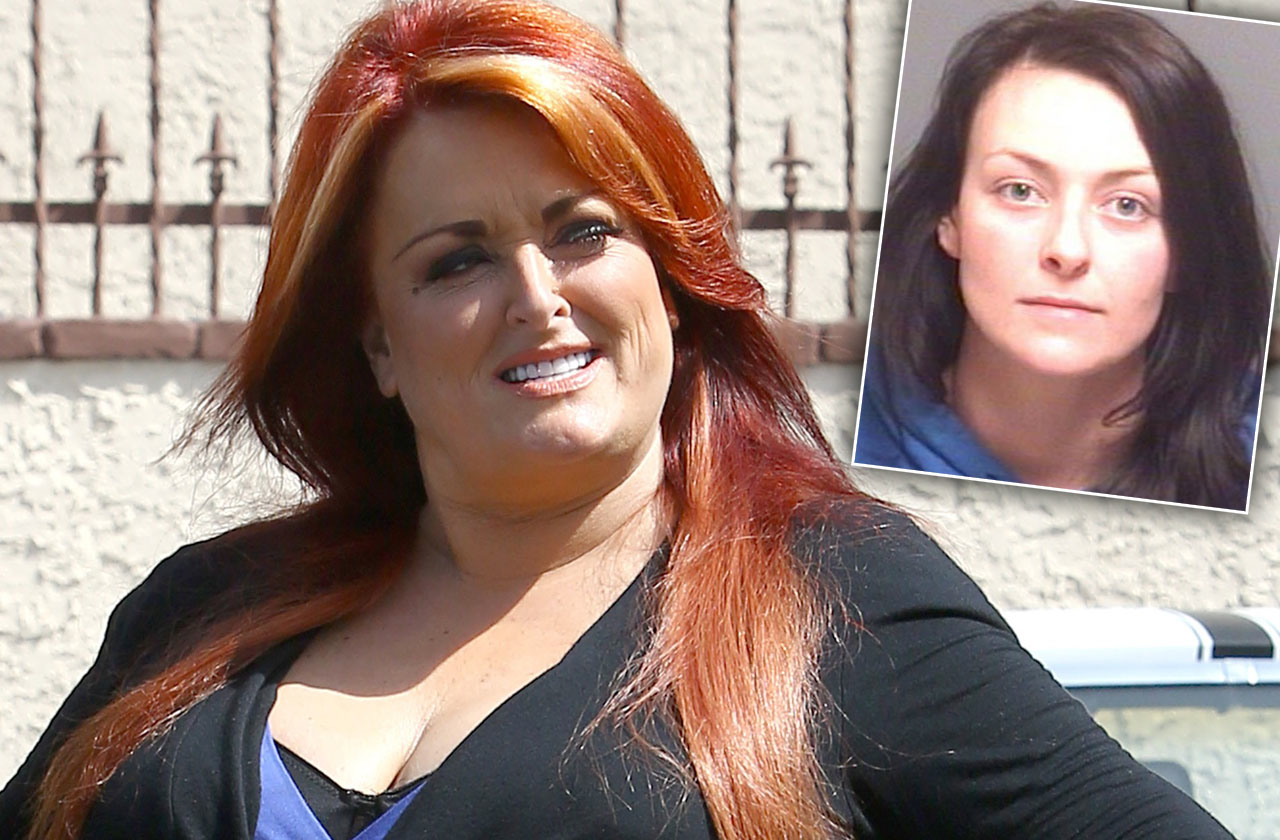 //wynonna judd daughter grace pauline kelley released prison meth charges pp